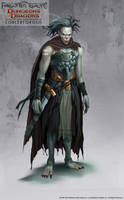 Undead Monster: Wight by Conceptopolis