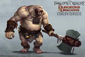Ogre by Conceptopolis