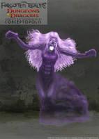 Undead Monster: Spectre by Conceptopolis