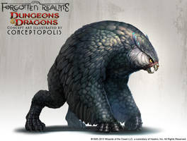 Owlbear (version 2) by Conceptopolis