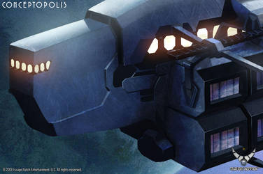 SupplyShip zoom color by Conceptopolis