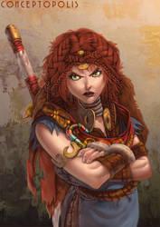 Boudica by Conceptopolis