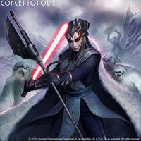 Kyrisa (Avatar) by Conceptopolis