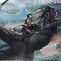 Gilder Rider by Conceptopolis