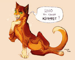 Firestar by Ritkat