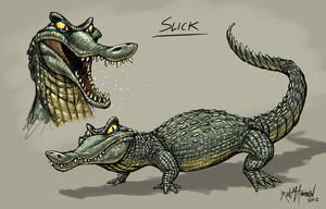 Gator by KurtMAndersen