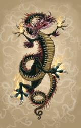 Dragon Asia by KurtMAndersen