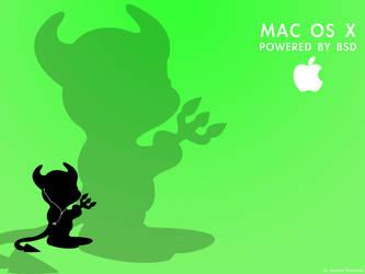 Powered By BSD - Green by BigJonnyP