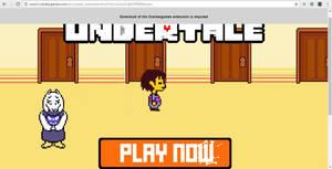 play free undertale