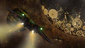 Planetary Arrival: Trantor by TJ-Ryan