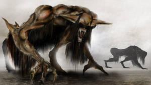 Vampire Beast by TJ-Ryan