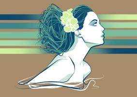 Pool Girl by PKLdesigner