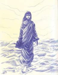 Jesus de Nazaret by Felipe-Rodrigues