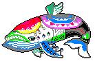 windfish from links awakening by lordagonwastes
