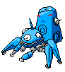 request: octapode : tachikoma by lordagonwastes