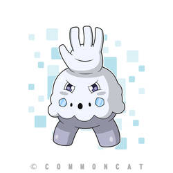 MD078. Snowarm by CommonCat
