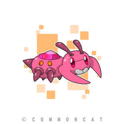 MD061. Flarebug by CommonCat