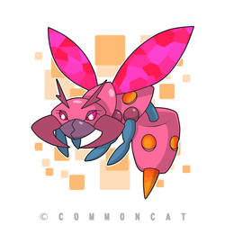 MD063. Burnfly by CommonCat