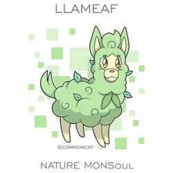 MS000. Llameaf by CommonCat