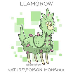 MS000. Llamgrow by CommonCat