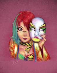 Asuka by claudiall
