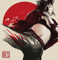 Shinsuke Nakamura by claudiall