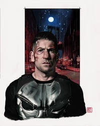 Punisher by claudiall