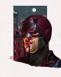 Daredevil by claudiall
