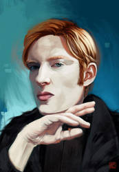 General Armitage Hux by claudiall