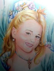 Sea Princess by KatLEwing