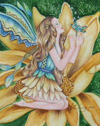 Fairy by KatLEwing