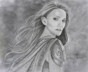 Natalie Portman by KatLEwing