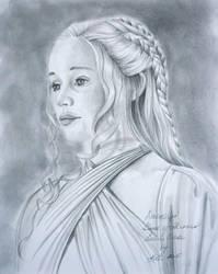 Daenerys by KatLEwing