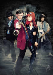 LUPIN III The Ultimate Cosplay by ZeMiaL-OnLine