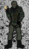 Cobra Art Jam GI Joe: Retaliation Firefly by SpaceRacer55