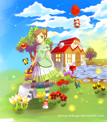 Animal Crossing by Prince-Orange
