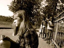 Rwanda-Children and Me by margsifrenia13
