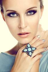 blue jewels .... by MoniqueDeCaro