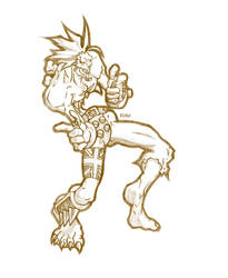 L. Raptor by pok3