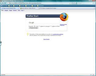 My vista Firefox3 by pok3
