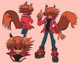 jaden yuki by lighdramon