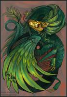 Quetzecoatl by Flying-Fox