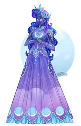 MLP Design: Luna by Flying-Fox