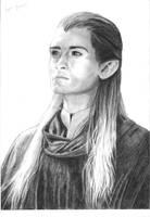 Legolas Greenleaf by Yasmin661