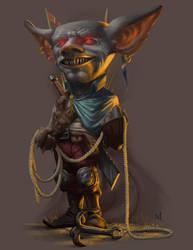 Goblin by DennisDarmody