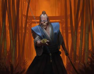 49 Days: Kyonshi by DennisDarmody