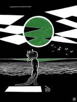 Radio I: at the sea by PatrickHonnen