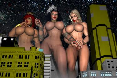 The Big Three by EdgarSlam
