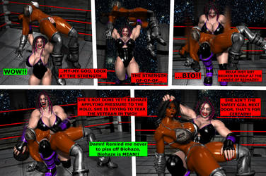 Bio's Backbreaker by EdgarSlam