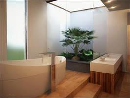 Bathroom by xcEmUx